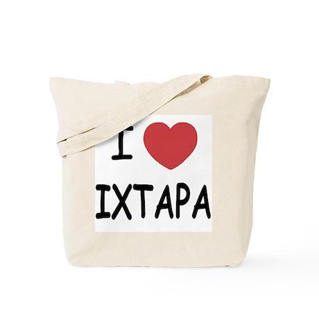 I heart Ixtapa Tote Bag