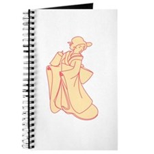 Geisha Journal for Your Memoirs