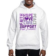 Hope Cure Lupus Hoodie