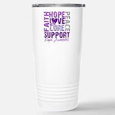 Hope Cure Lupus Travel Mug