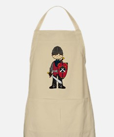 Cute Medieval Knight Apron