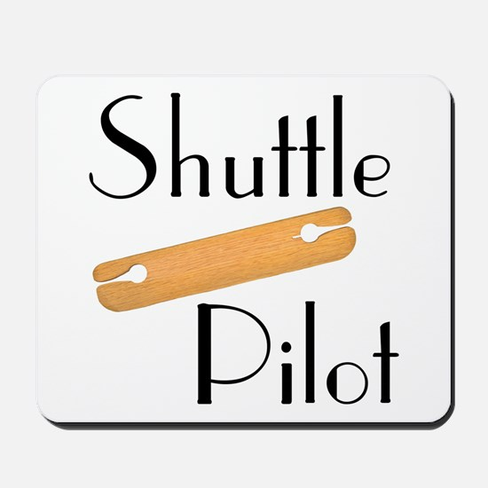 Shuttle Pilot Mousepad