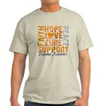 Hope Leukemia Light T-Shirt