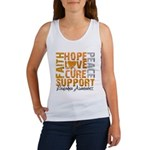 Hope Leukemia Women's Tank Top