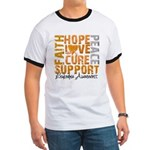 Hope Leukemia Ringer T