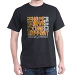 Hope Leukemia Dark T-Shirt