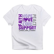 Hope General Cancer Infant T-Shirt