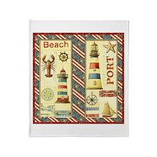 Cute Ports Throw Blanket