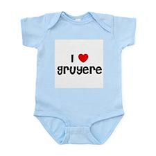 I * Gruyere Infant Creeper