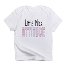 Little Miss Attitude Infant T-Shirt