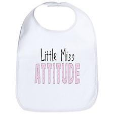 Little Miss Attitude Bib