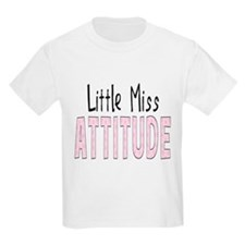 Little Miss Attitude T-Shirt