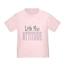 Little Miss Attitude T