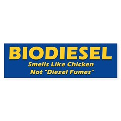 BIODIESEL Chicken Exhaust