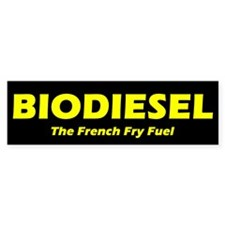 BIODIESEL The French Fry Fuel