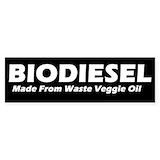 Biodiesel Bumper Stickers