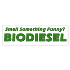 BIODIESEL Smell Something Funny? (green)