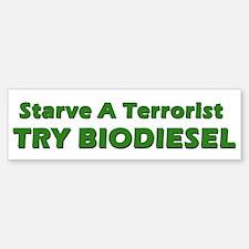 BIODIESEL Starve A Terrorist (Green)