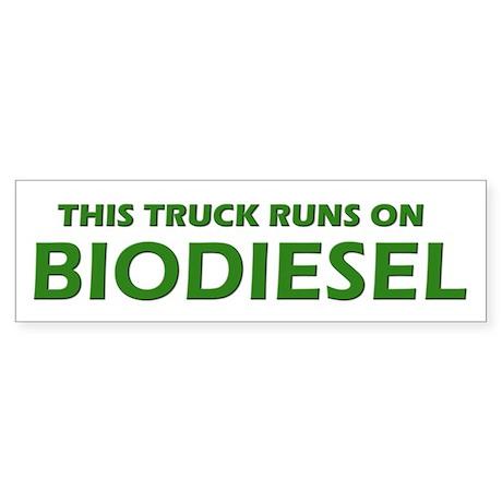 BIODIESEL This Truck Runs On 2