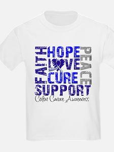 Hope Colon Cancer T-Shirt