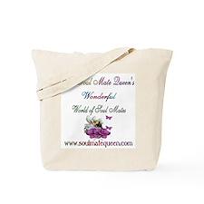 Soul Mate Queen Tote Bag