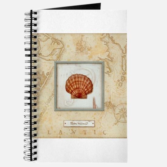 Cute Sea shells Journal
