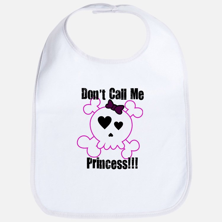 Anti-Princess Bib