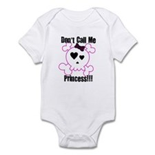 Anti-Princess Infant Bodysuit