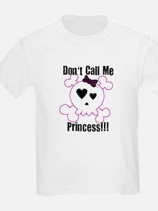 Anti-Princess T-Shirt