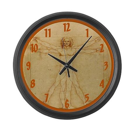 Artzsake Large Wall Clock
