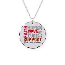 Hope Brain Cancer Necklace