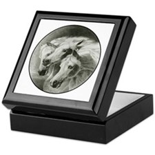 Pharaoh's Horses Keepsake Box