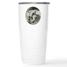 Pharaoh's Horses Travel Mug