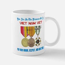 Presence of a Viet Nam Vet Mug
