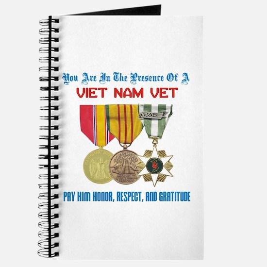 Presence of a Viet Nam Vet Journal