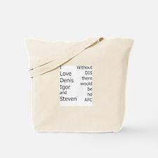 'I Love DIS' Tote Bag