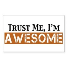 Trust Me I'm Awesome Decal