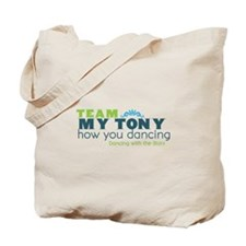 Team My Tony Tote Bag