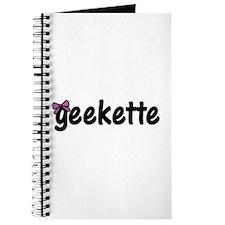 Geekette Journal