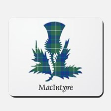 Thistle-MacIntyre hunting Mousepad