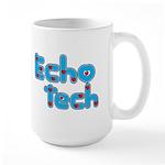 Cardiac Echo Tech Large Mug