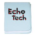 Cardiac Echo Tech baby blanket