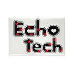 Cardiac Echo Tech Rectangle Magnet