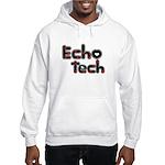 Cardiac Echo Tech Hooded Sweatshirt