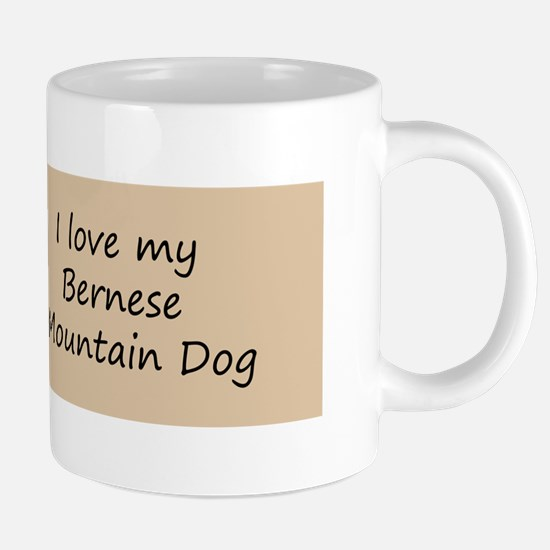 Bernese Mountain Dog 20 oz Ceramic Mega Mug