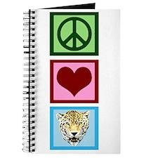Peace Love Jaguars Journal