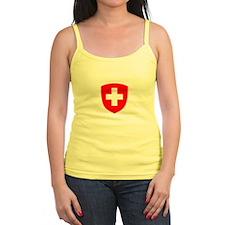 Swiss Crest Ladies Top