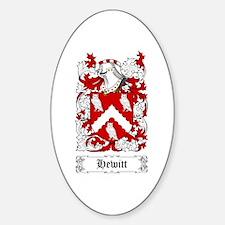 Hewitt Decal