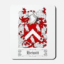 Hewitt Mousepad