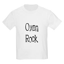 Oxen Rock Kids T-Shirt